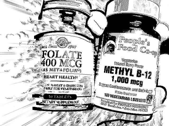 Hierro, vitaminas B12 y D: deficiencias, problemas de salud y soluciones