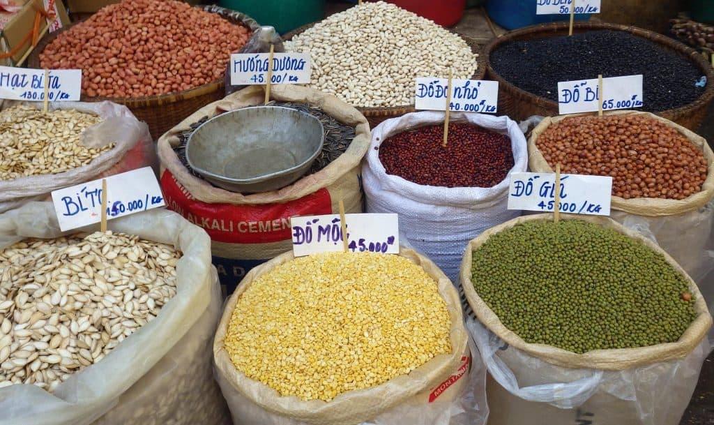 Antinutrientes, un problema grave en el consumo de cereales, legumbres y semillas