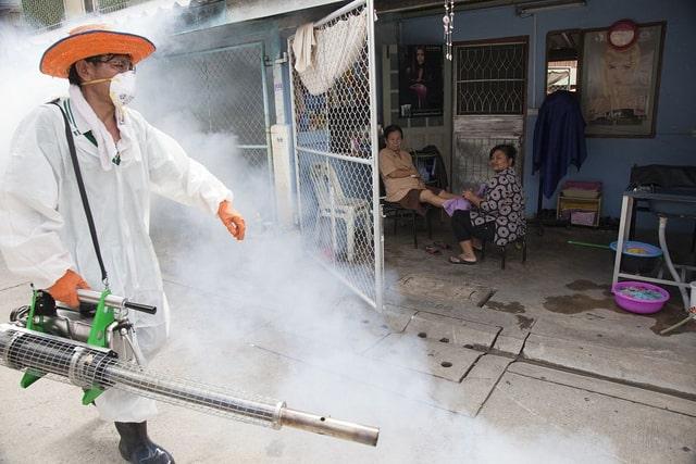 Fumigación dengue F