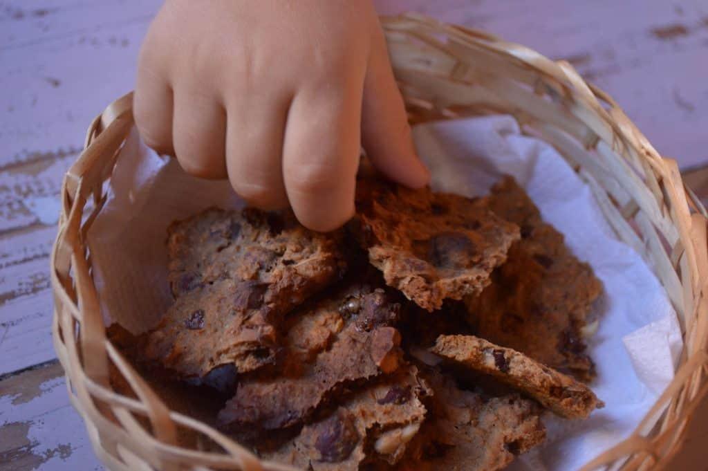 Galletitas dulces de avena