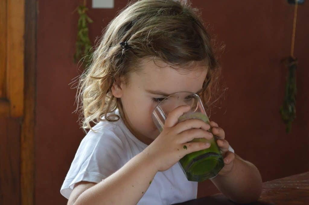 CEI – Cómo hacer para que tus hijos tomen jugos verdes