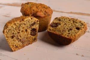 muffins-cortados-con-masa-madre-de-arroz