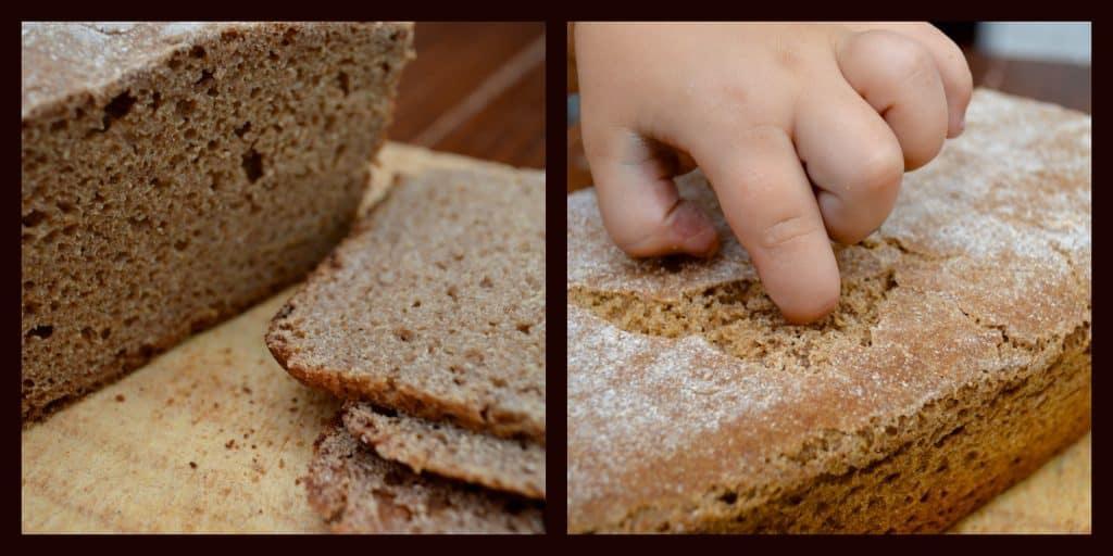 Pan terminado