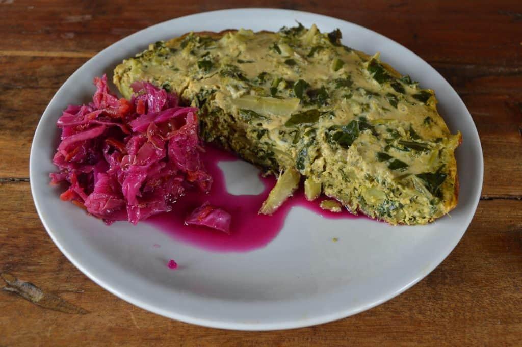 tortilla-de-cerraja-con-kefirkraut