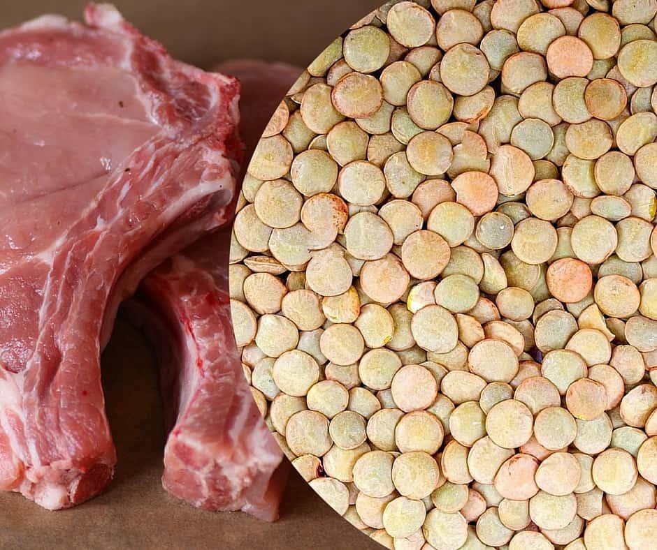 CEI – ¿Carne por lentejas?
