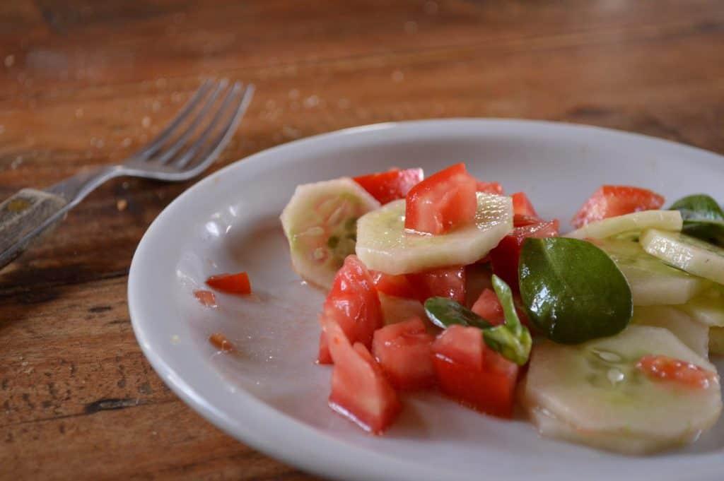 Verdolaga, en ensaladas y…¿qué más?