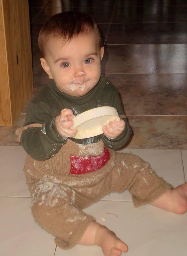 Baby led weaning o alimentación autorregulada