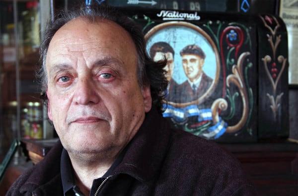 Andrés Carrasco, científico y militante