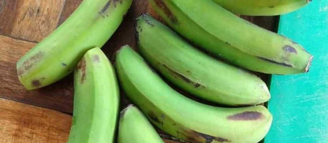Bananas-verdes