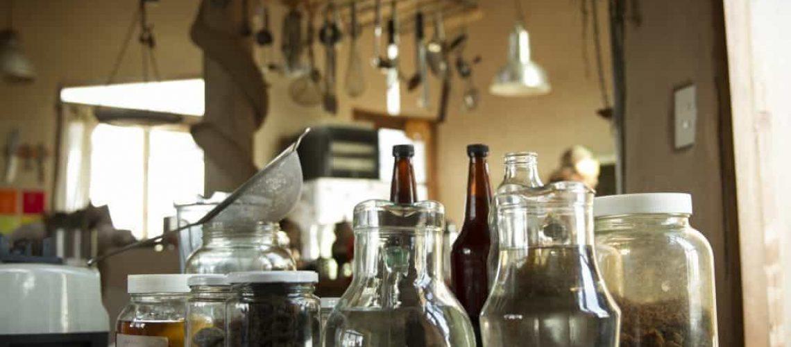 Mesa lista para fermentar