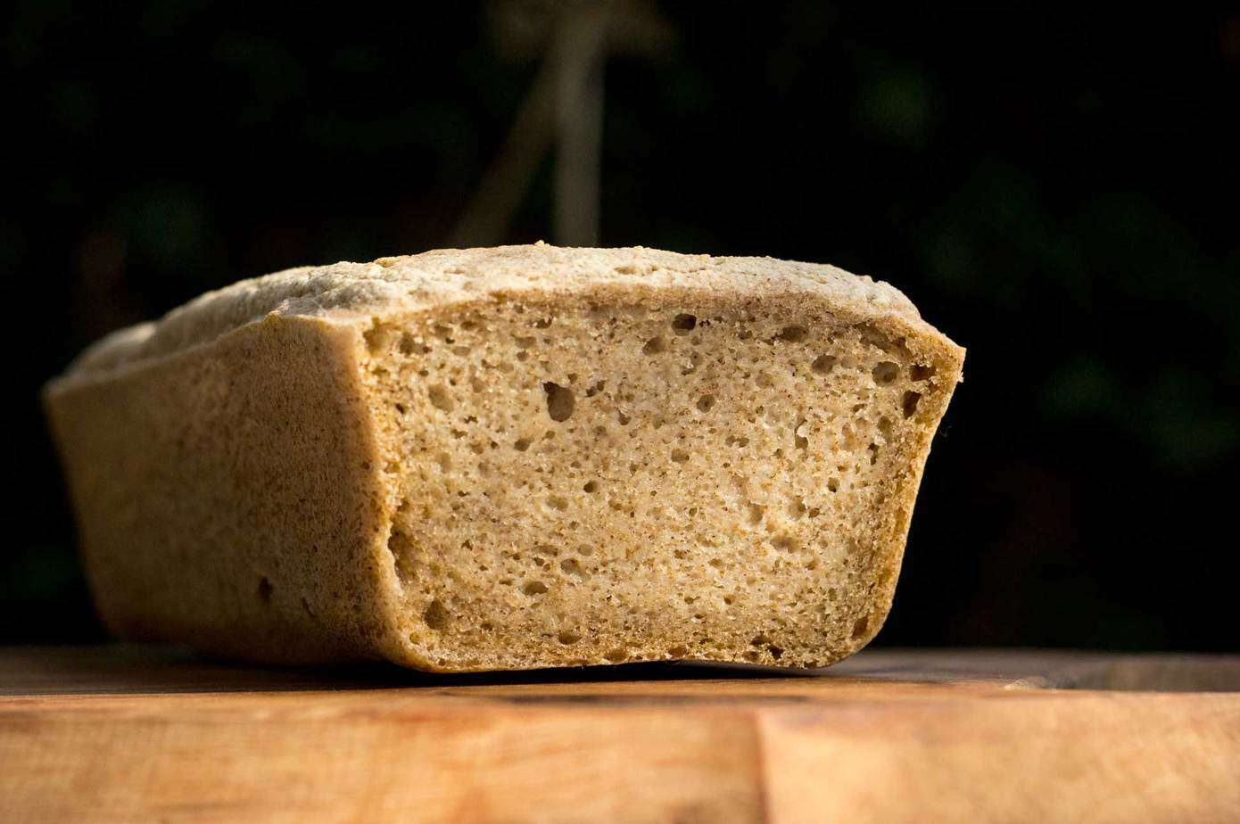 Pan de arroz MM