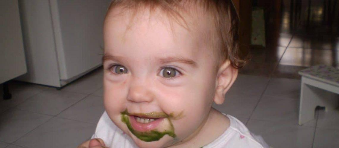 bebé alimentación autorregulada